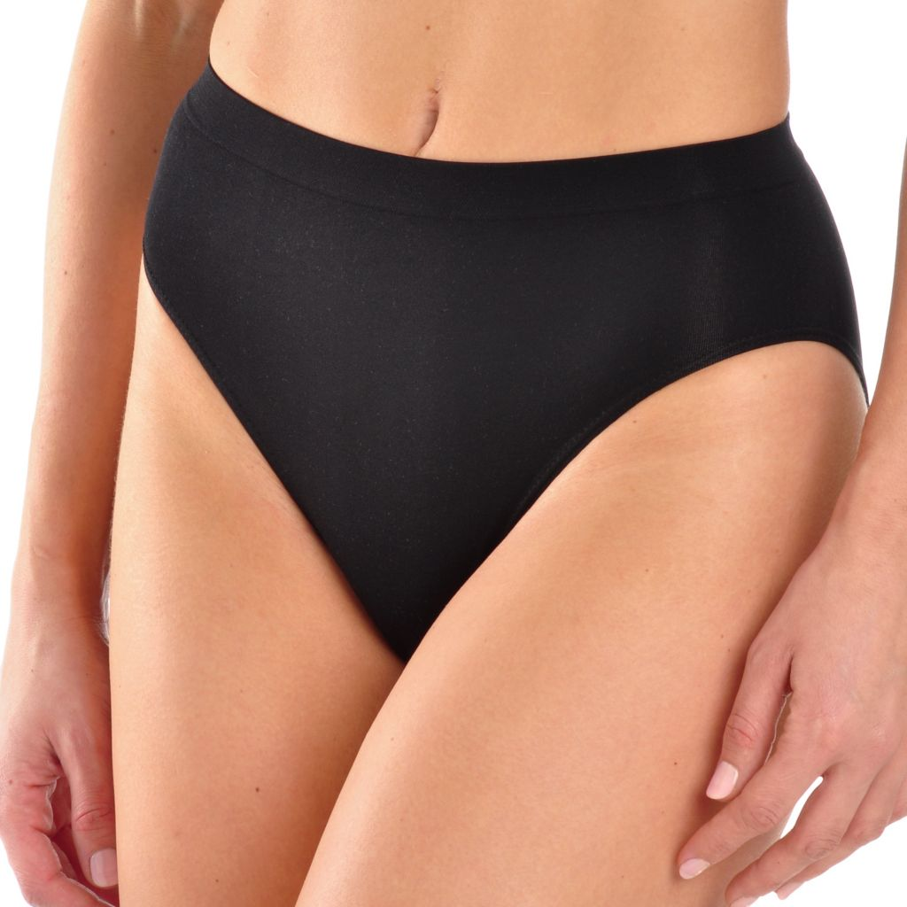 000-046 - Comfortisse™ Set of Three Perfect Fit Seamless Panties