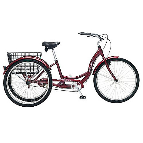000-330 - Schwinn 26'' Meridian Single Speed Trike