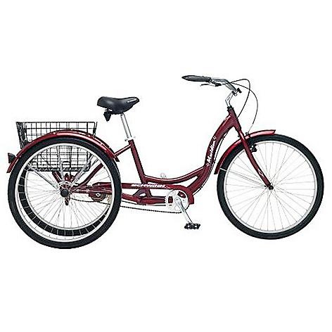 000-330 - Schwinn 26'' Meridian Single Speed Trike