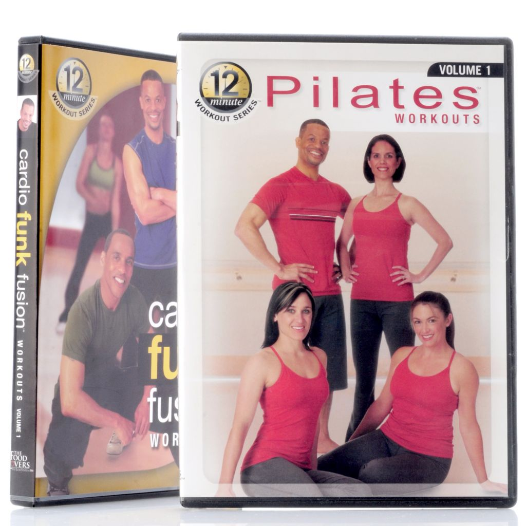 000-445 - The Food Lovers Fat Loss Program Set of Two Workout DVDs