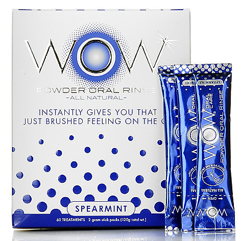 000-471 - SPRAYWHITE® 90 by WOW® Oral Care Maintenance Kit