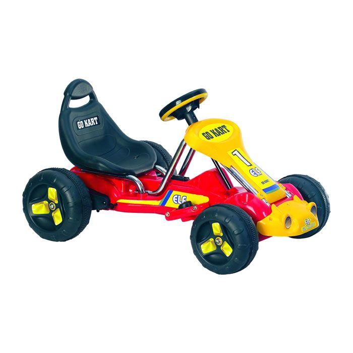 000-479 - Lil' Rider™ Red Racer Battery Powered Go-Kart