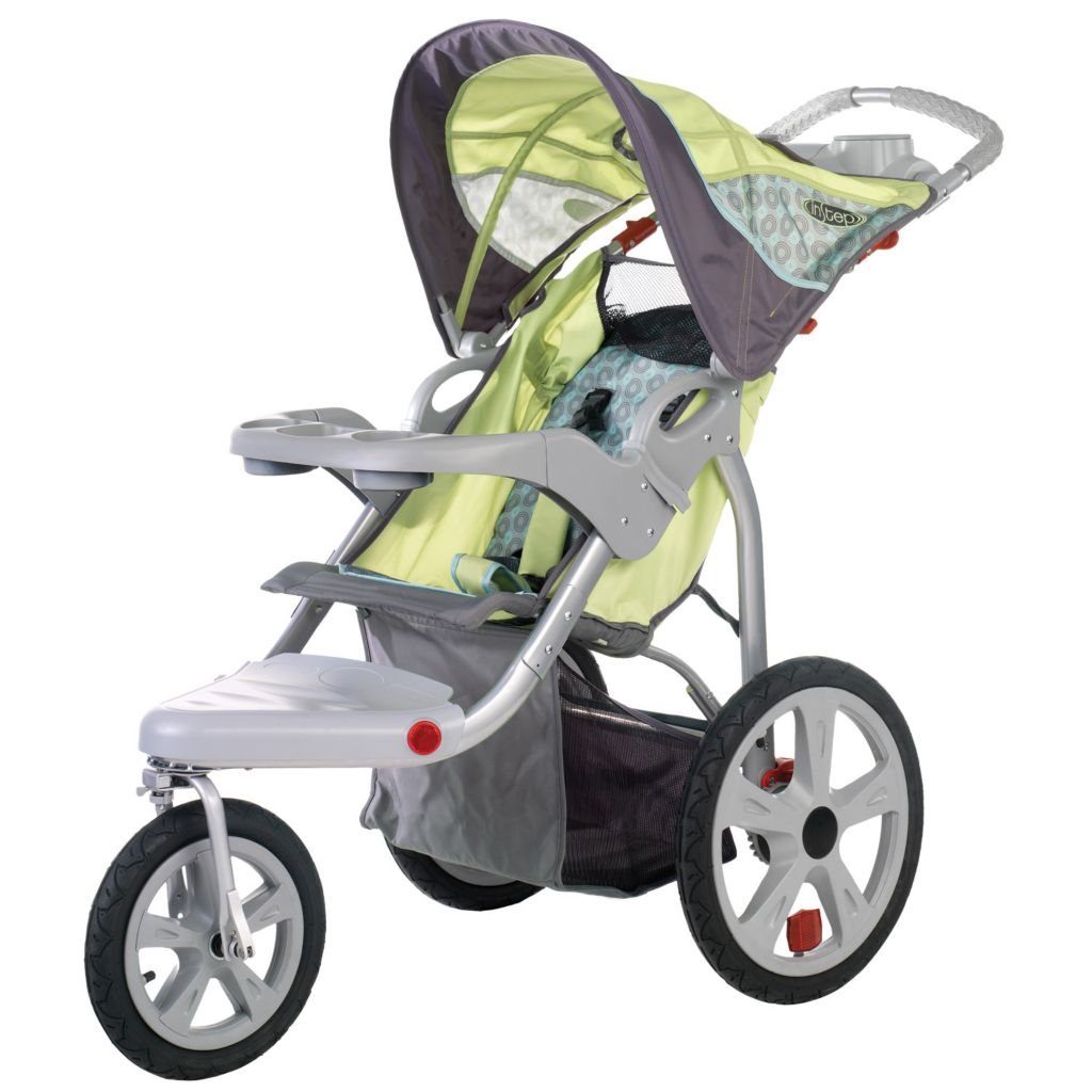 000-553 - InStep Safari Single Seat Swivel Jogger