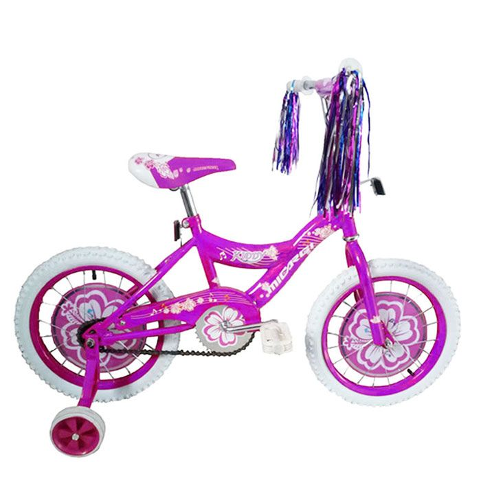 000-610 - Micargi® Pink Kiddy BMX Girl's Bike
