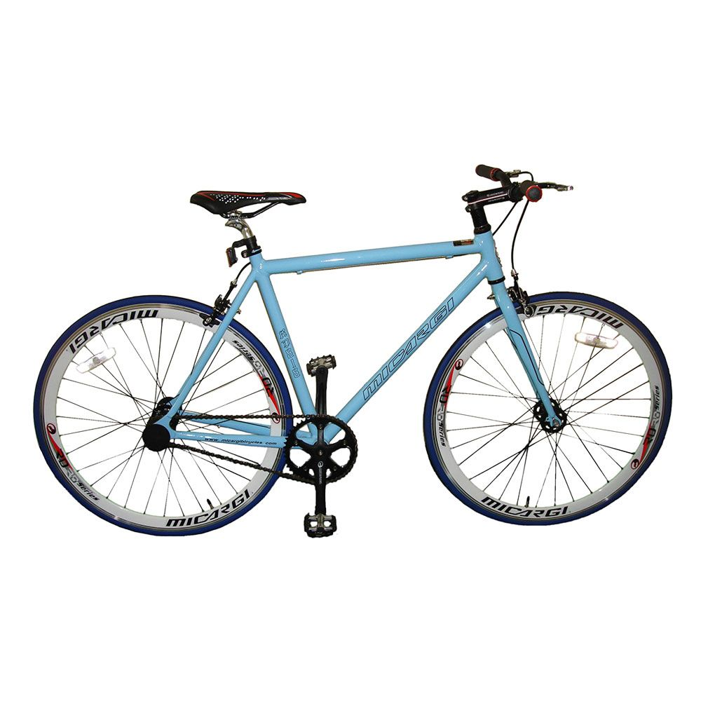 000-783 - Micargi® Unisex RD-818 Fixed Gear 48cm Bike