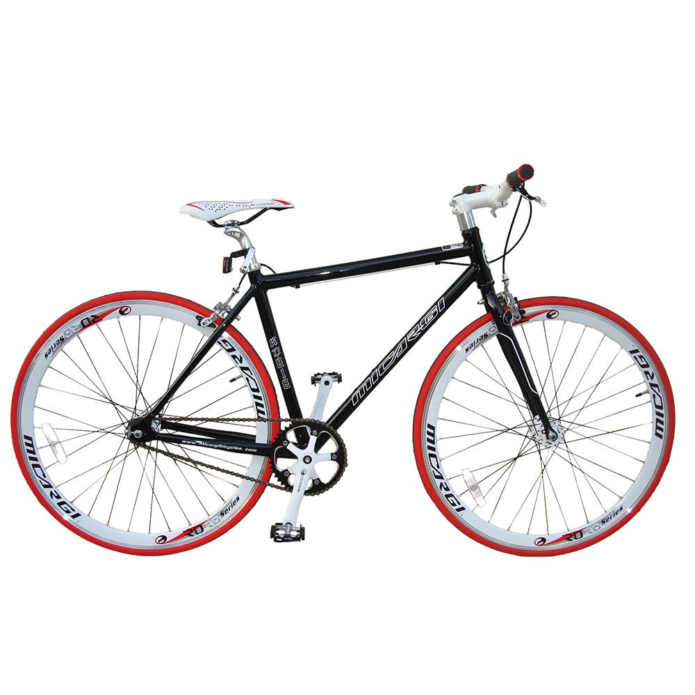 000-785 - Micargi® Unisex RD-818 Fixed Gear 57cm Bike