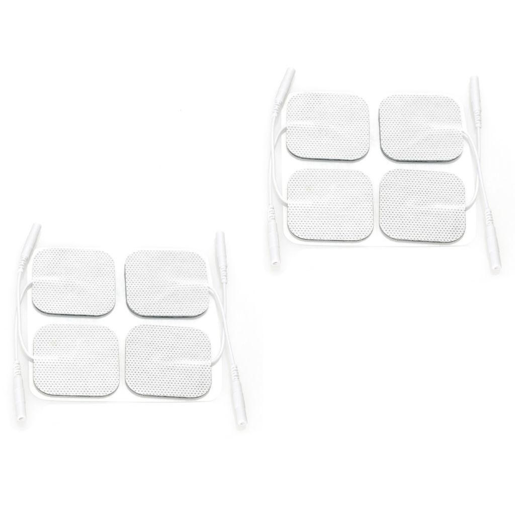000-787 - Prospera Set of Eight Electronic Pulse Massager Replacement Pads