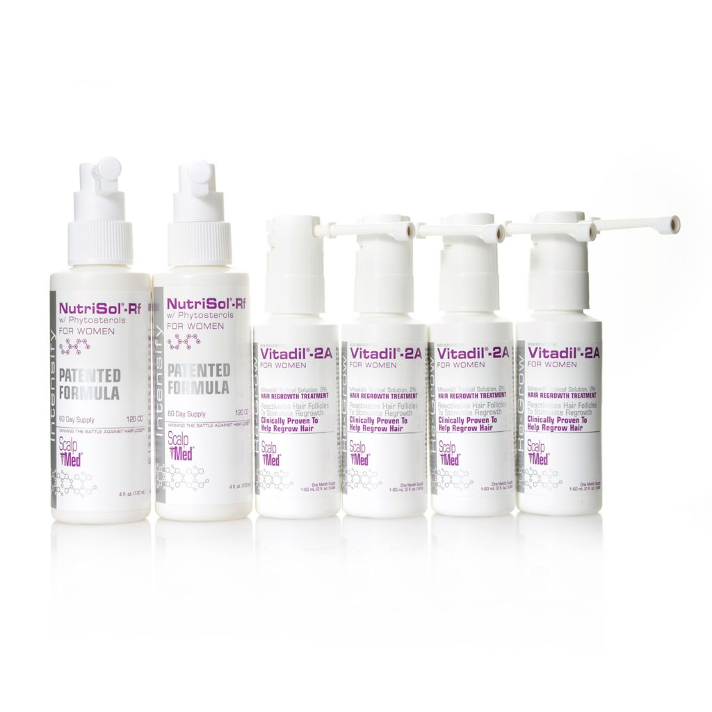 000-821 - Scalp Med® Hair Regrowth System Four-Month Kit