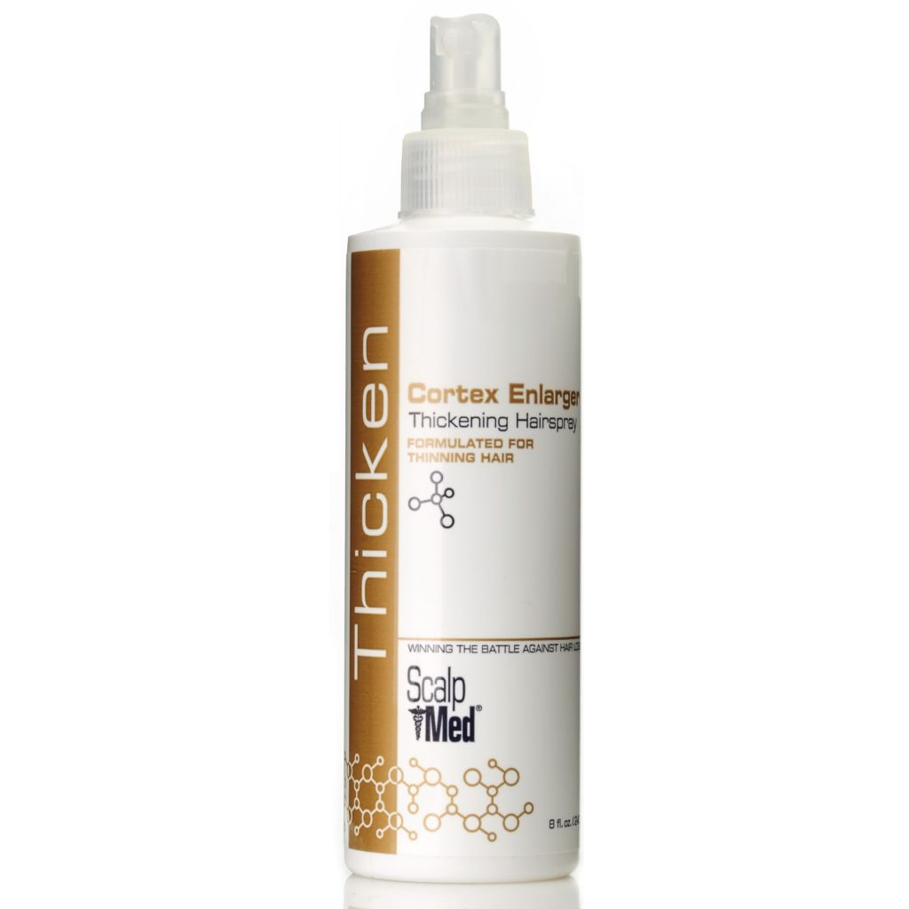 000-823 - Scalp Med® Cortex Enlarger Thickening Hairspray 8 oz