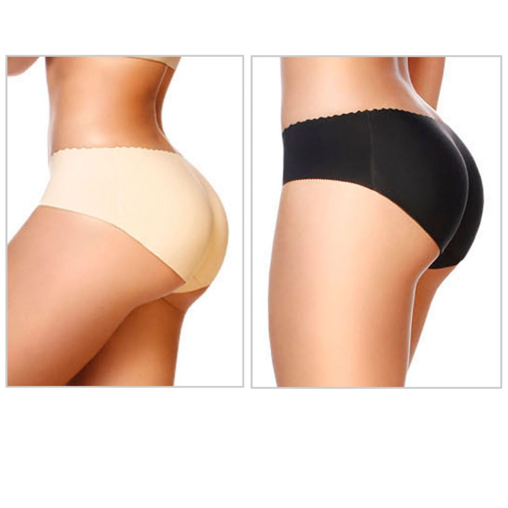 000-840 - Slim 'N Lift Zlimmy™ Glammyz Set of Two Shaping Padded Briefs