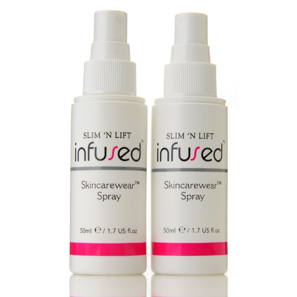 000-841 - Slim 'N Lift INFUSED™ Skincarewear™ Renewing Spray Duo 1.7 oz Each