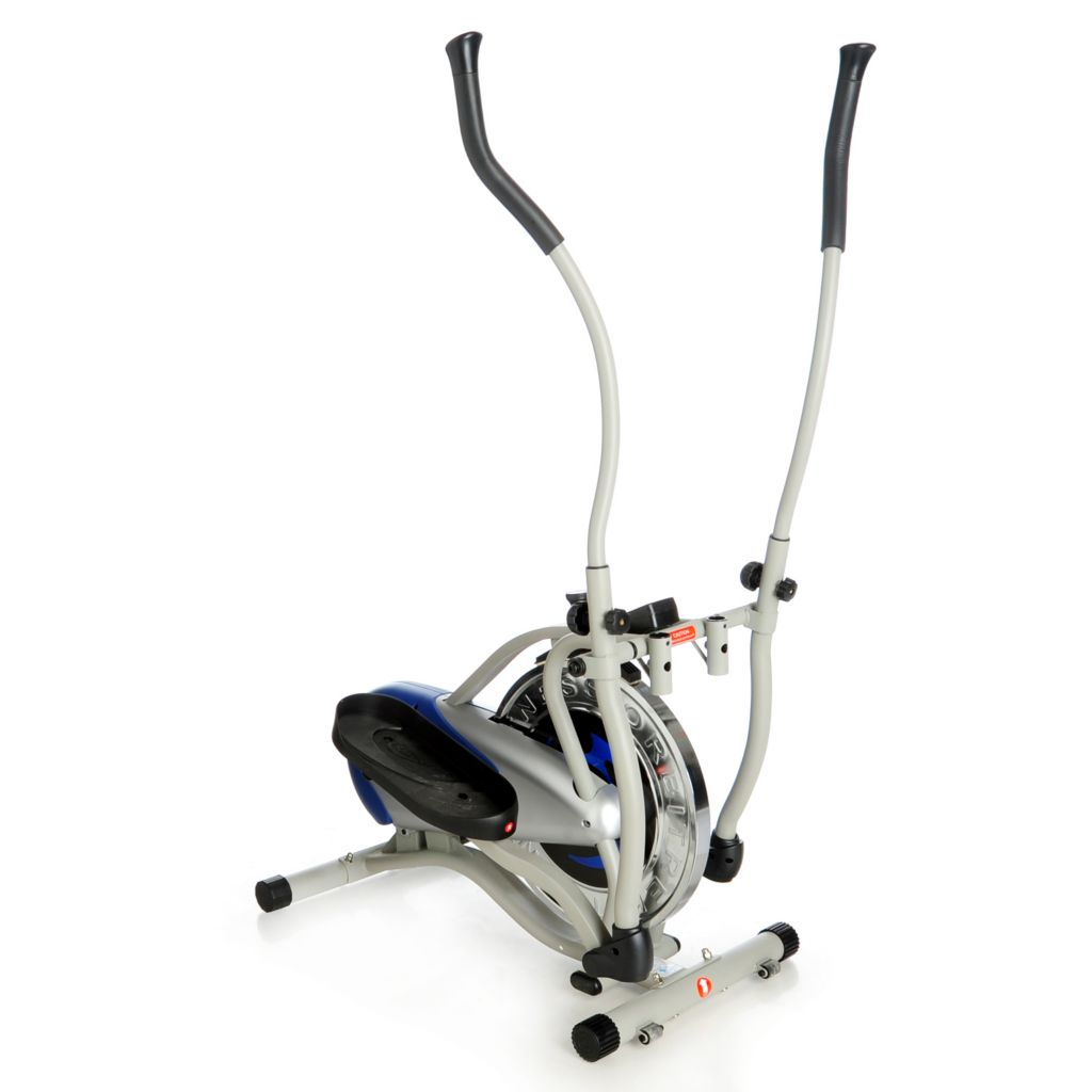 000-860 - Orbitrek™ Elite Elliptical w/ Four-Function Monitor & Food Guide