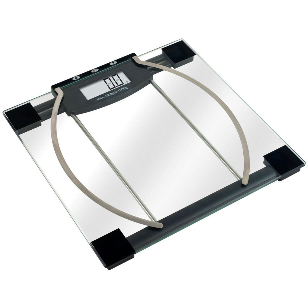 000-881 - Remedy Digital Electronic Body Weight, Fat & Hydration Scale