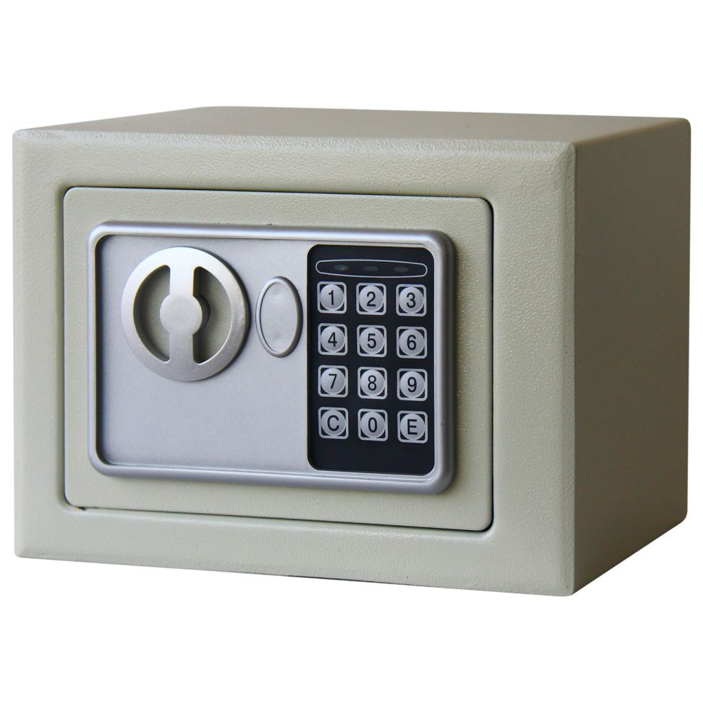 000-885 - Stalwart Electronic Deluxe Digital Steel Safe