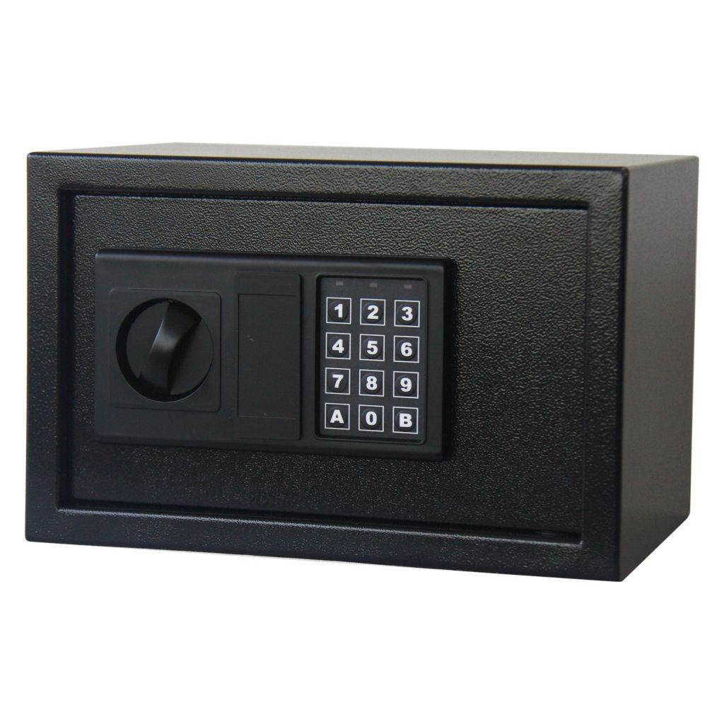 000-886 - Stalwart Electronic Premium Digital Steel Safe
