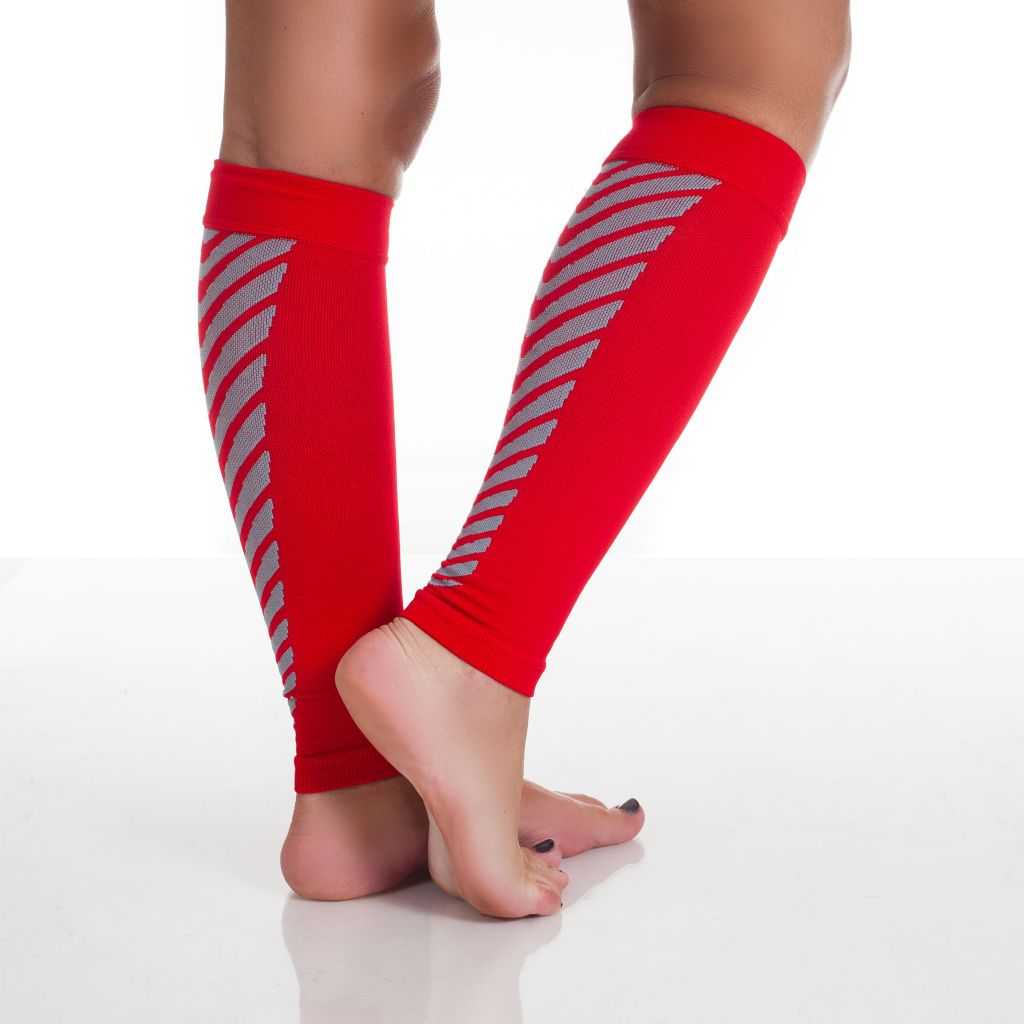 000-905 - Remedy™ Calf Compression Running Sleeve Socks