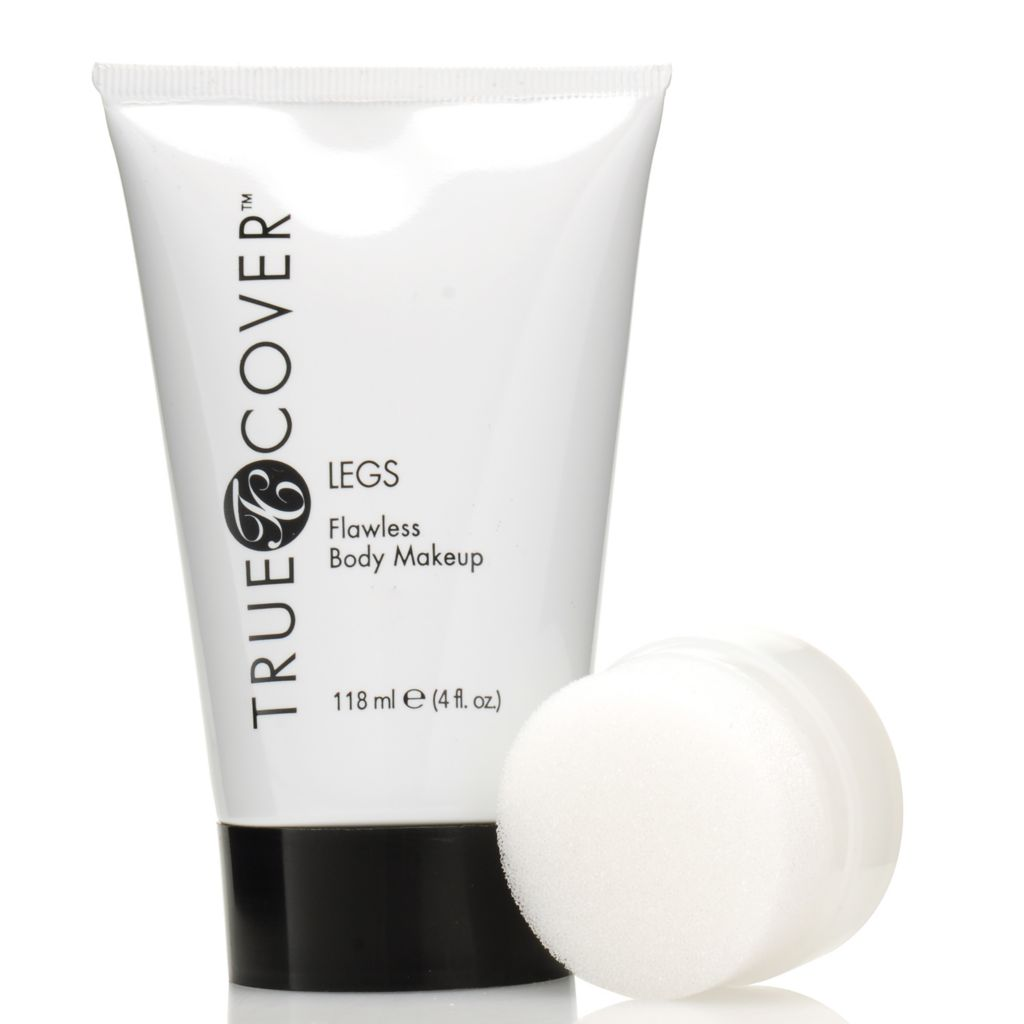 000-932 - True Cover™ Legs Flawless Body Makeup w/ Sponge Applicator