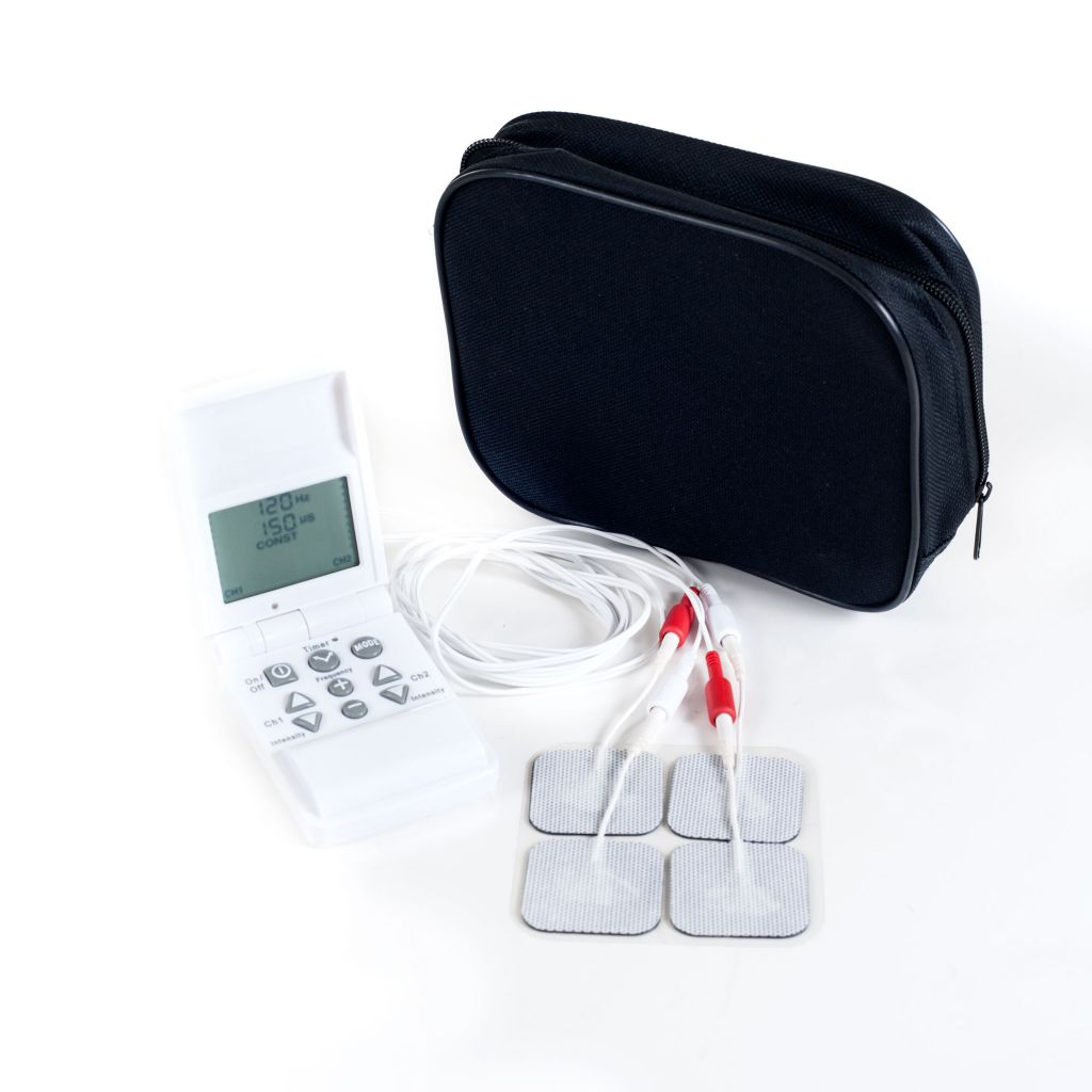 000-945 - Remedy Portable Digital Two-Channel TENS Unit