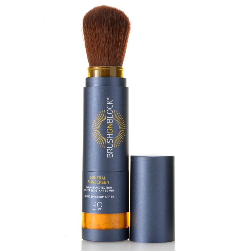 000-980 - Brush on Block® Broad Spectrum SPF 30 Brush-on Mineral Powder Sunscreen 0.12 oz
