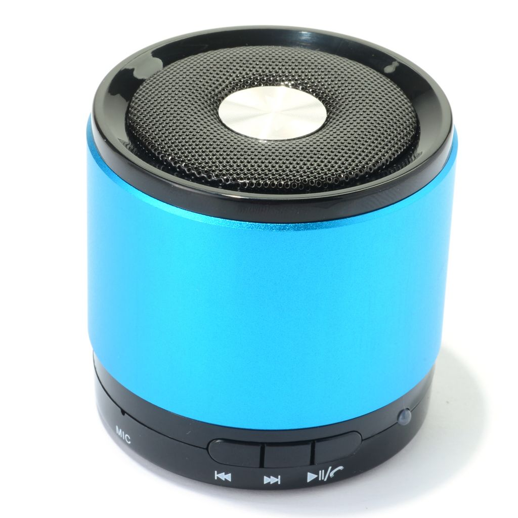 000-988 - Micro Boom Bluetooth® Enabled Wireless Speaker & Speakerphone