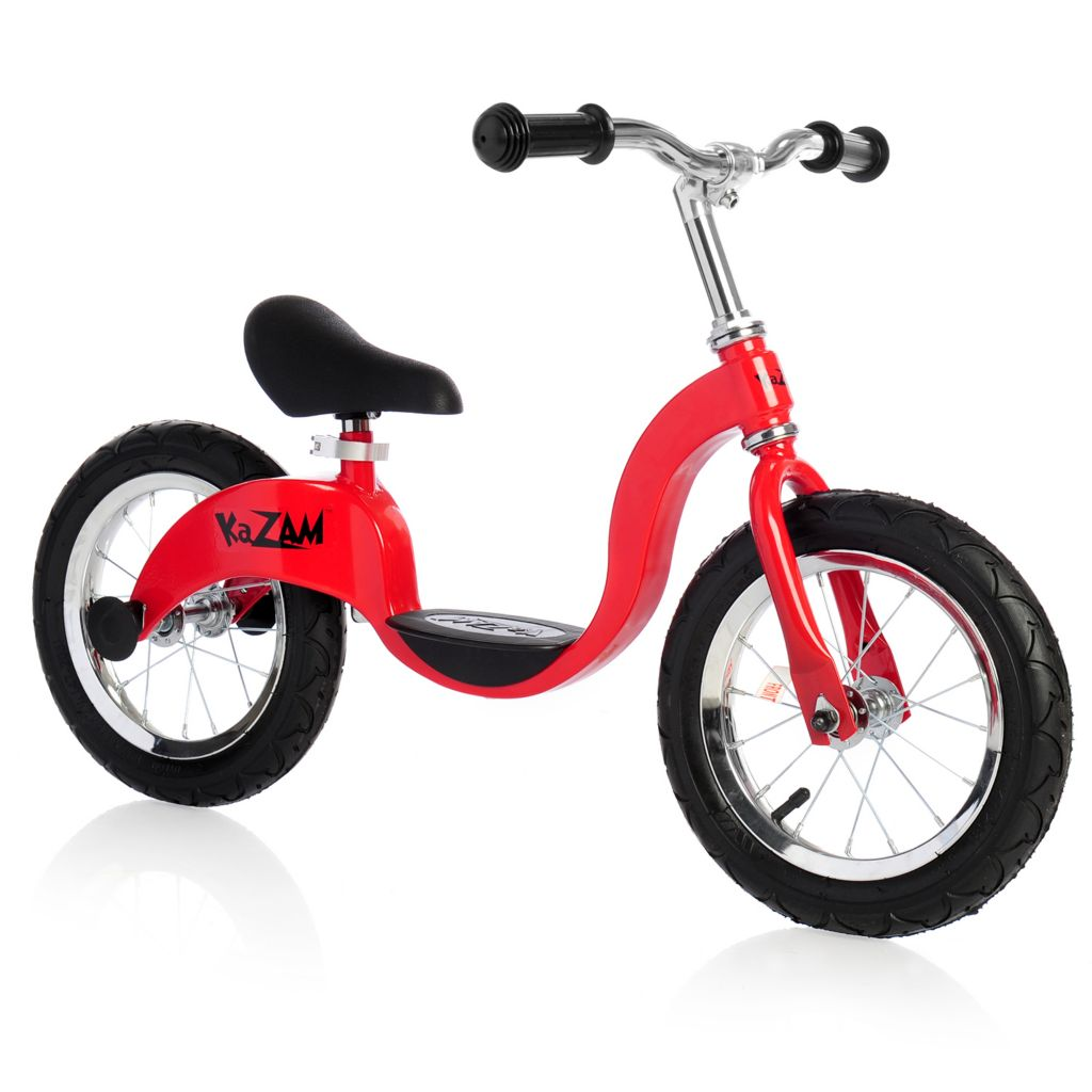 000-992 - KaZAM® Children's Balance Bike w/ Adjustable Seat & Handlebar