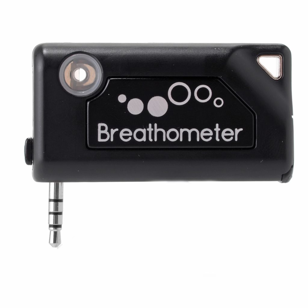 000-993 - Breathometer™ Portable Breathalyzer for iOS & Android™ Devices