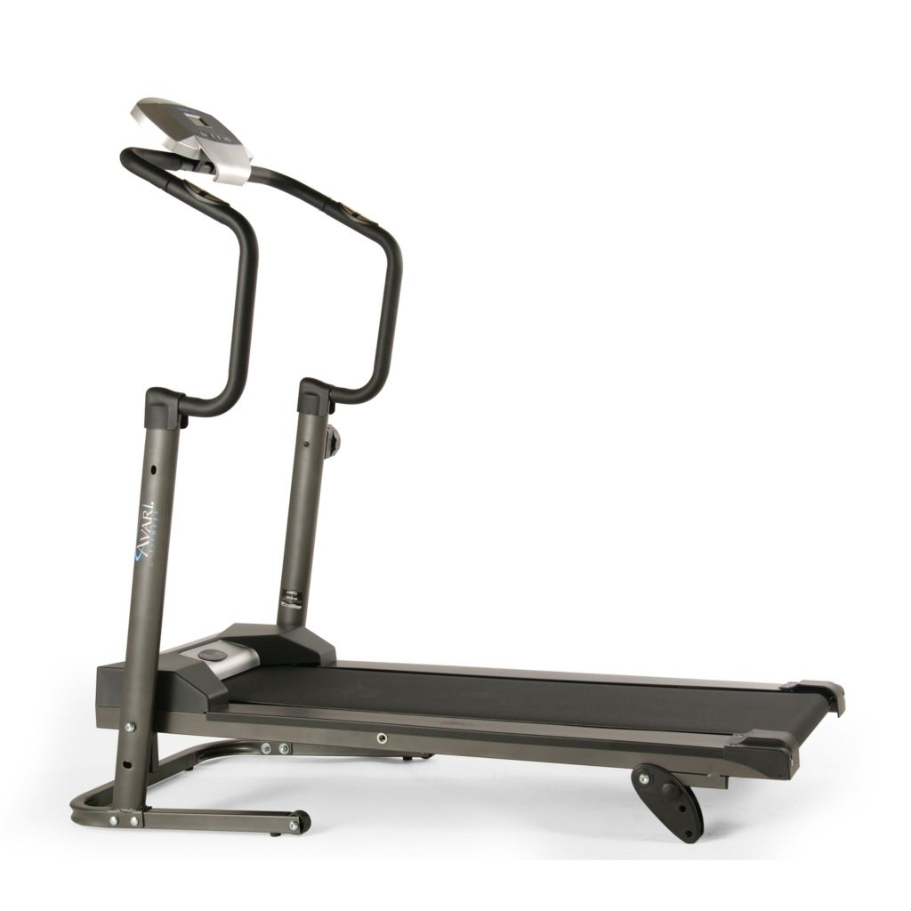 001-025 - Avari Adjustable Height Magnetic Resistance Treadmill
