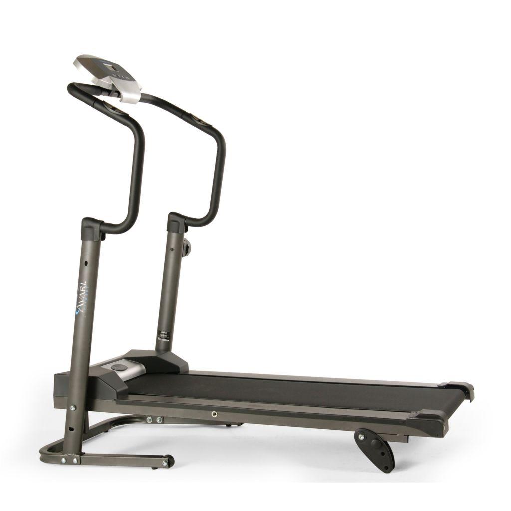 001-025 - Avari Adjustable Height Magnetic Resistance Treadmill