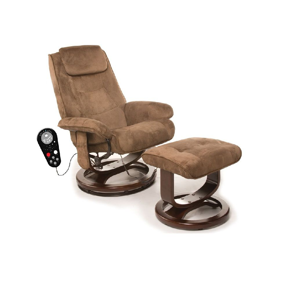001-049 - Comfort Products Eight-Motor Massage Deluxe Recliner Chair w/ Heat