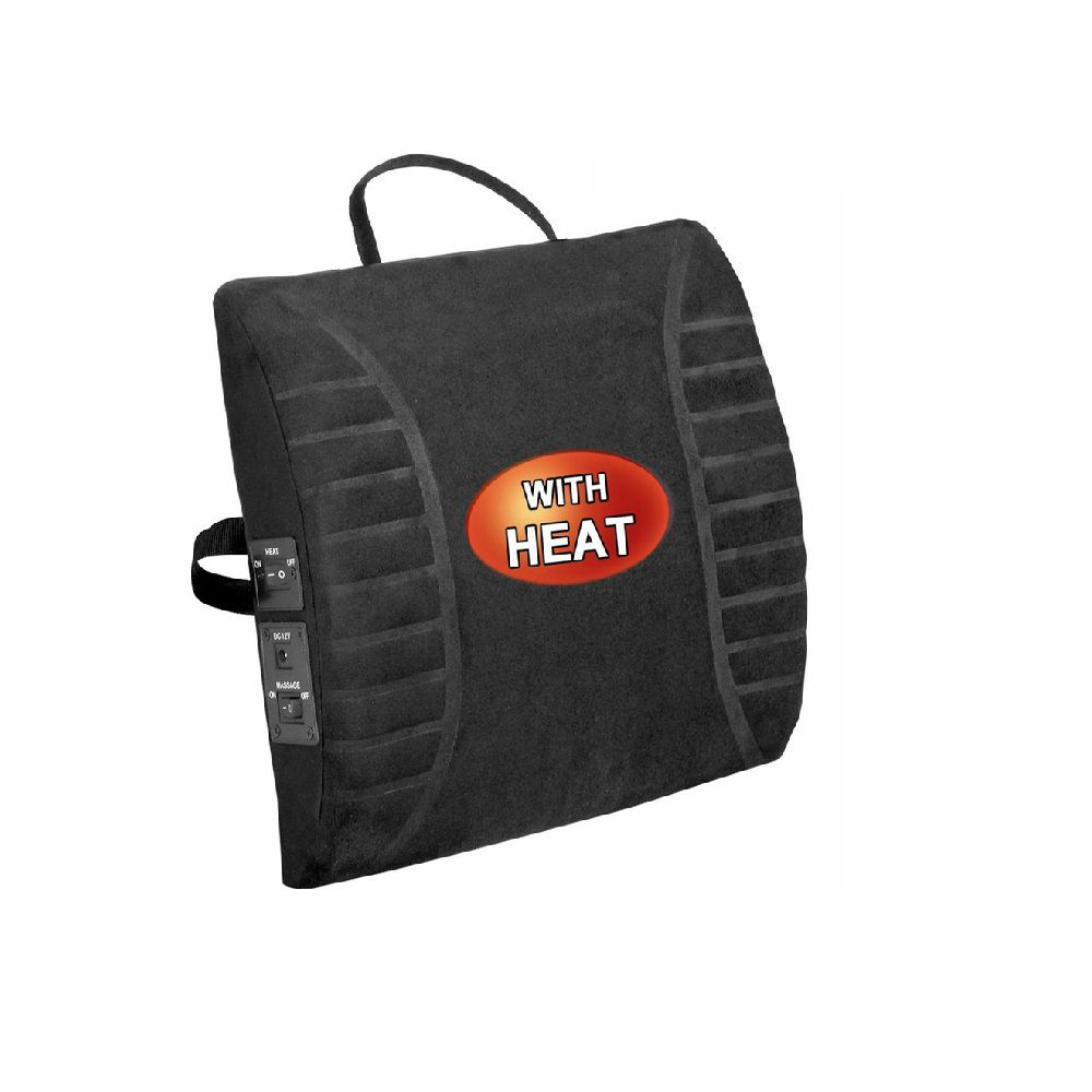 001-051 - Comfort Products Massage Lumbar Cushion w/ Heat