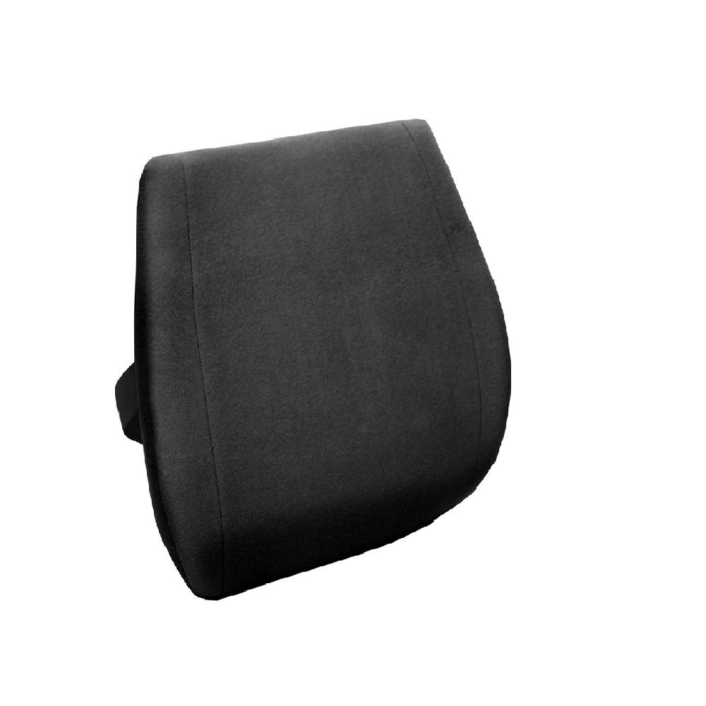 001-056 - Comfort Products Memory Foam Massage Lumbar Cushion w/ Heat