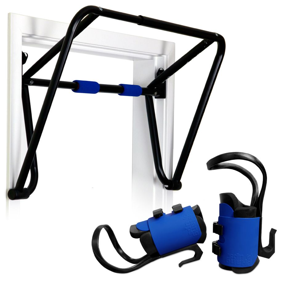 001-085 - Teeter Hang Ups® EZ-Up Inversion & Chin-Up System (Rack + EZ-Up Gravity Boots)