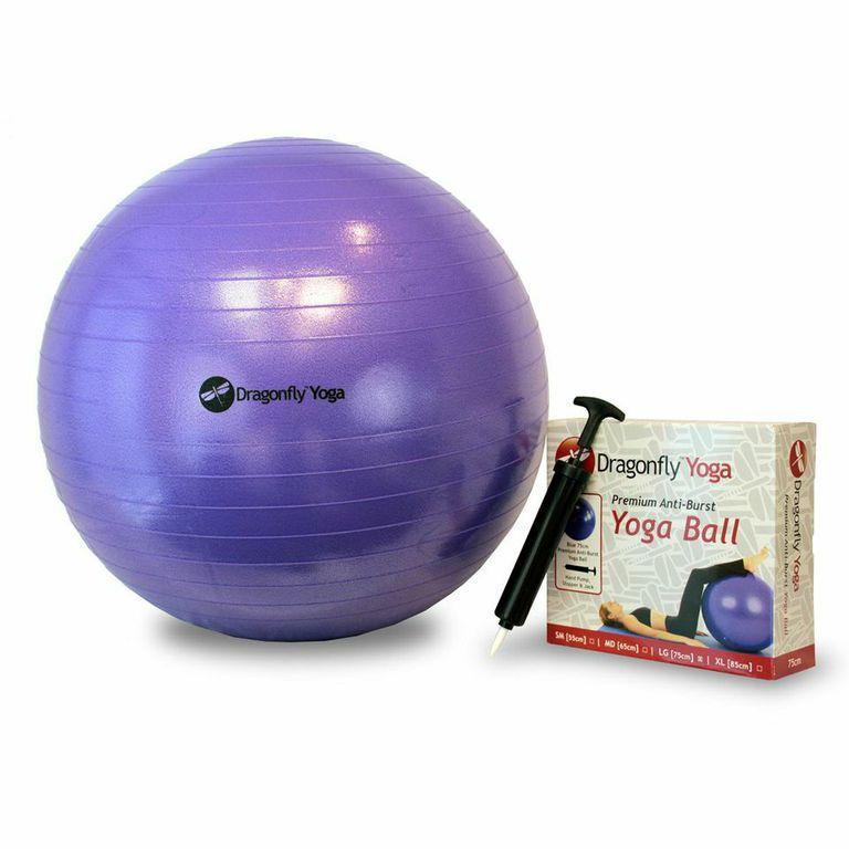 001-103 - Dragonfly Yoga Premium Yoga Ball w/ Pump