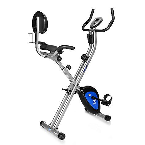 Duo X Bike Magnetic Recumbent Upright Foldable Exercise Bike