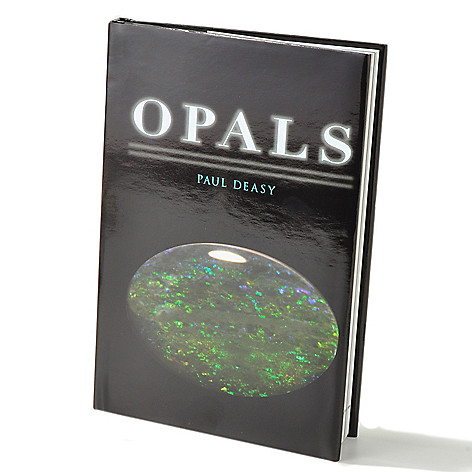 114-912 - Gem Insider Opals Book by Paul Deasy