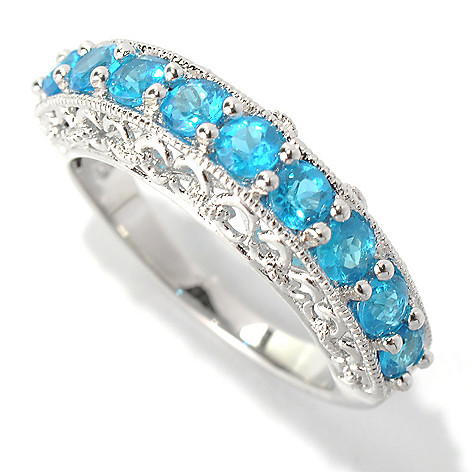 121-494 - NYC II™ Exotic Gemstone Nine-Stone Band Ring