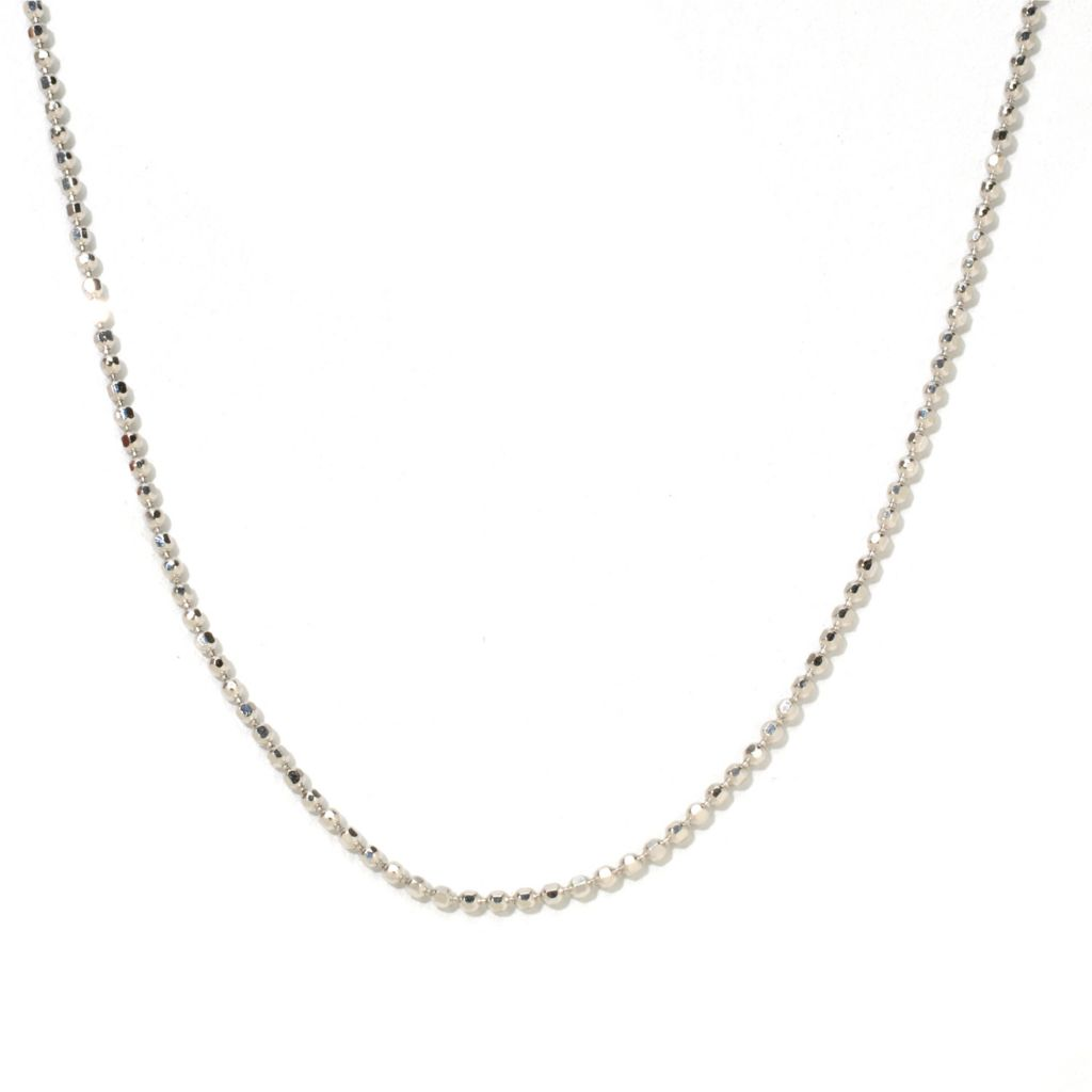 "121-521 - TYCOON for Brilliante® 30"" Diamond Cut Chain Necklace"