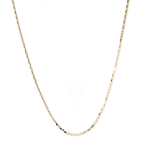 132-836 - Viale18K® Italian Gold Coreana Chain Necklace