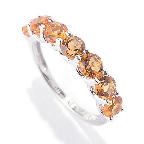 142-030 - NYC II™ Round Gemstone Stack Band Ring