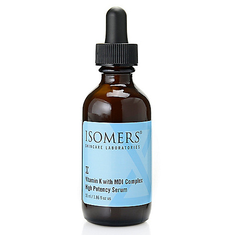 300-032 - ISOMERS Skincare Vitamin K High Potency Soothe & Restore Serum w/ MDI Complex 1.86 oz