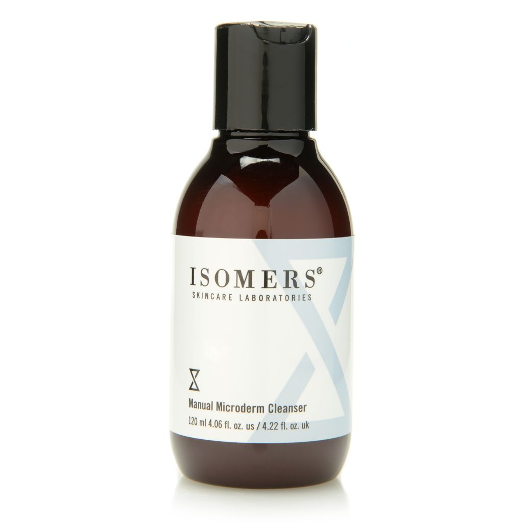300-071 - ISOMERS® Manual Microderm Cleanser - 4.06 oz