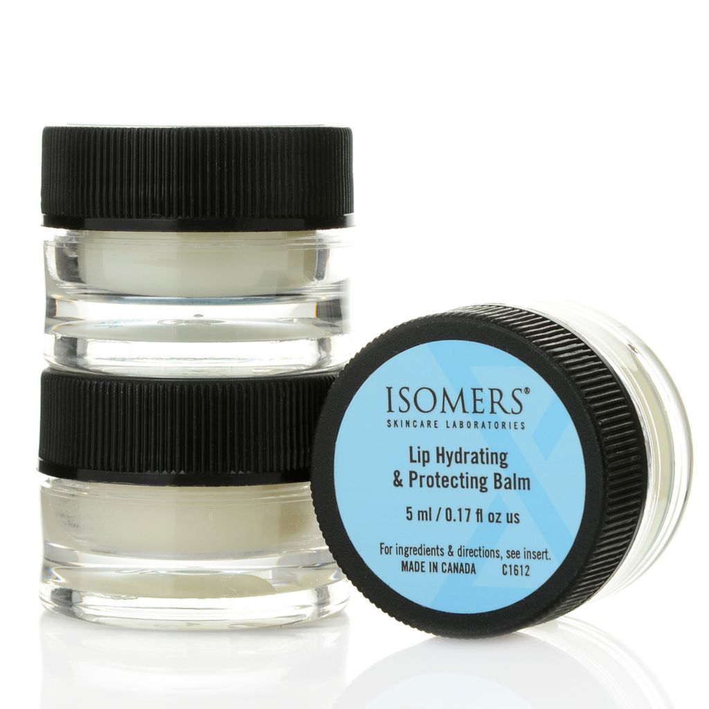300-076 - ISOMERS® Lip Balm Trio - 0.17 oz each