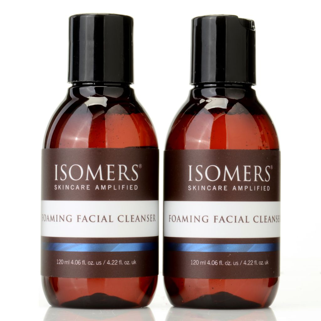 300-079 - ISOMERS® Foaming Facial Cleanser Duo 4.06 oz Each