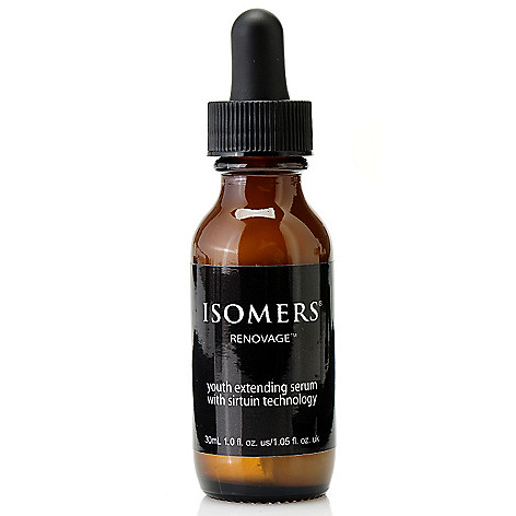 300-134 - ISOMERS® Renovage Youth Extending Serum w/ Sirtuin Technology - 1 oz