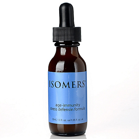 300-367 - ISOMERS® Age Immunity Stress Defensin Formula 1 oz