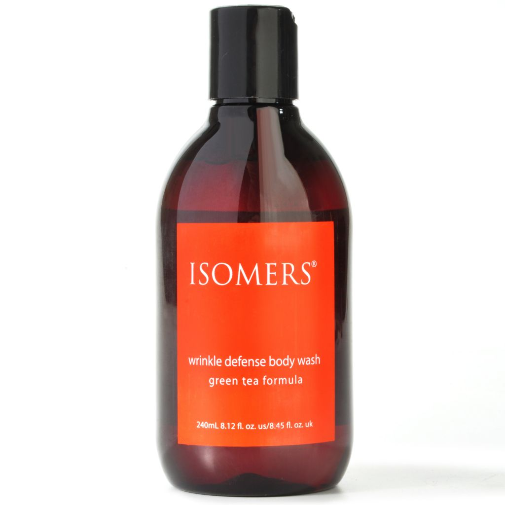 300-392 - ISOMERS® Wrinkle Defense Body Wash  8OZ