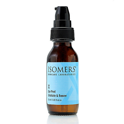300-398 - ISOMERS Skincare Exfoliate & Renew Eye Peel Skincare Treatment 1 oz