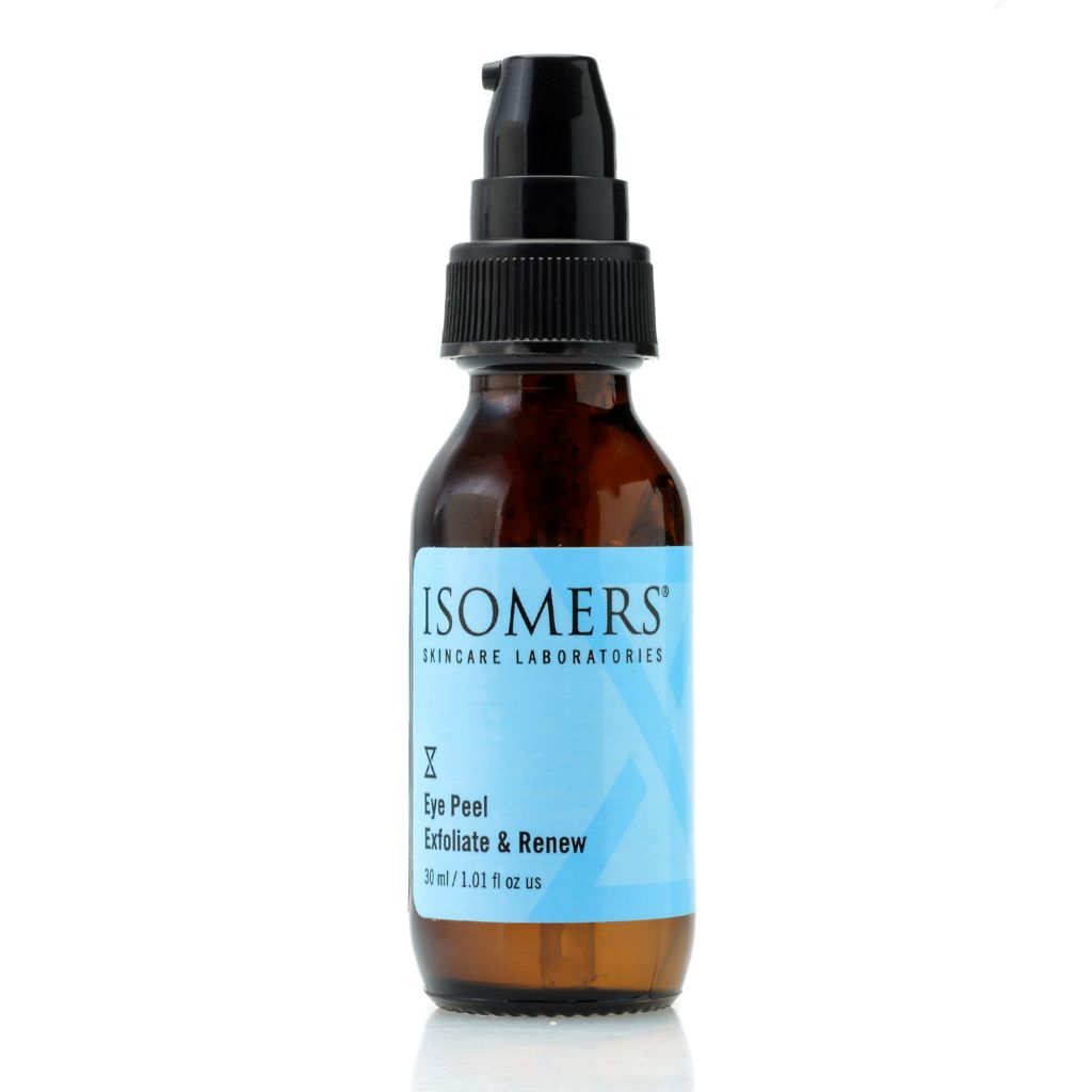 300-398 - ISOMERS® Exfoliate & Renew Eye Peel Skincare Treatment 1 oz