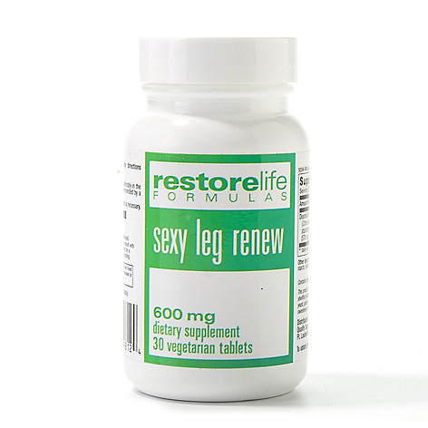 300-479 - Suzanne Somers RestoreLife Sexy Legs Supplement 30 Day Supply
