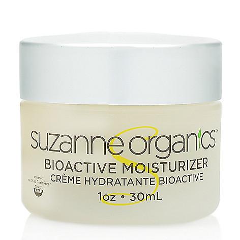 300-489 - Suzanne Somers Organics Skincare Bioactive Moisturizer 1 oz